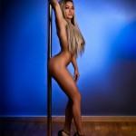 Stripper Jessica para despedidas