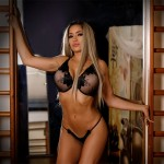 Stripper para despedida Jessi